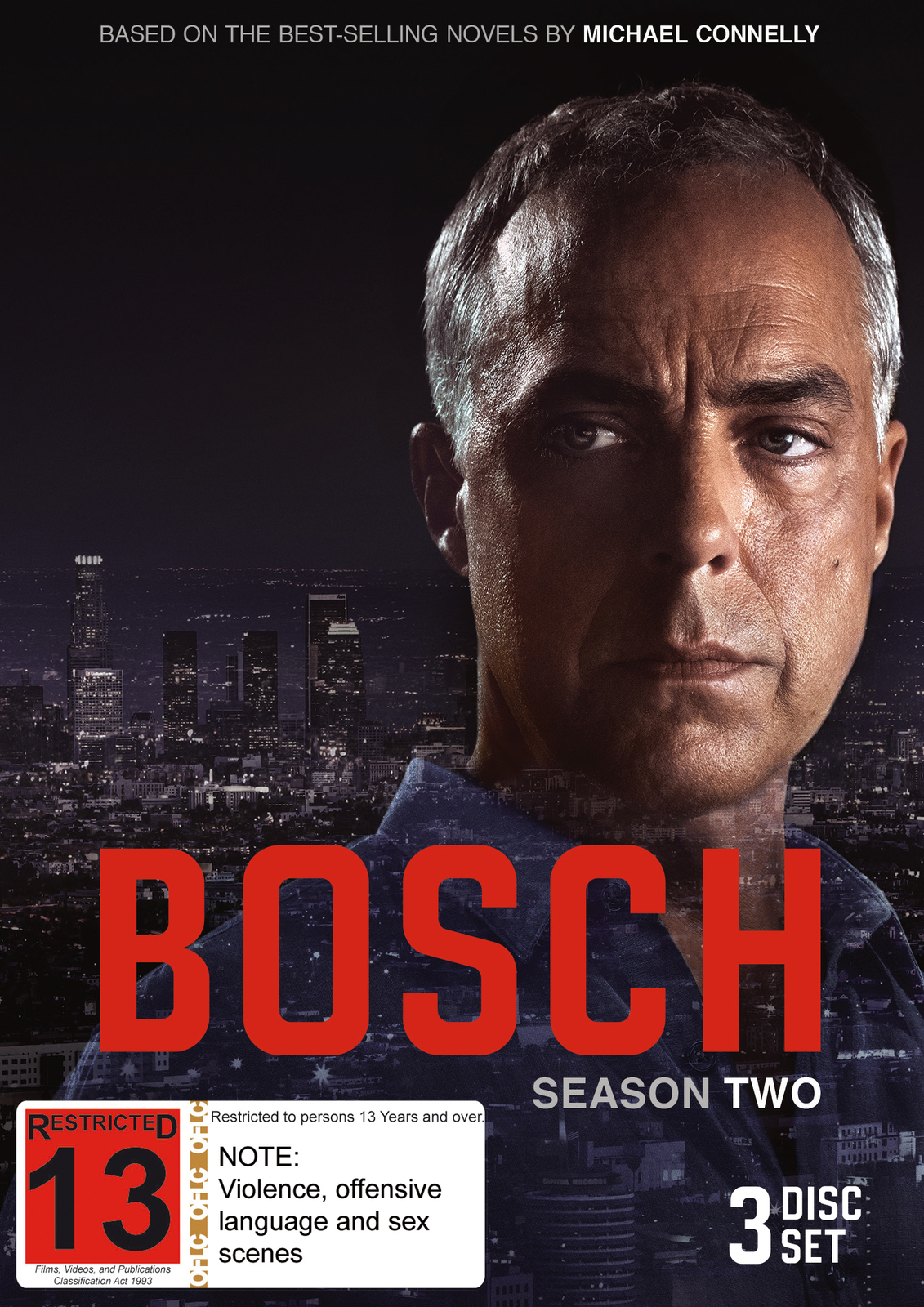 Bosch - The Complete Second Season on DVD image