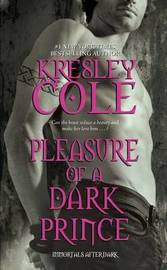 Pleasure of a Dark Prince (Immortals After Dark #8) by Kresley Cole image