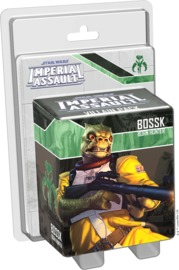 Star Wars: Imperial Assault: Bossk - Villain Pack