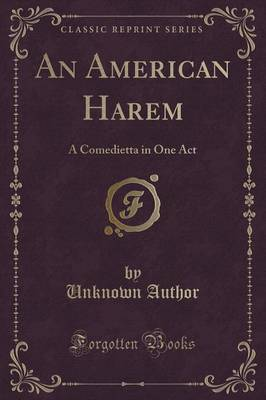 An American Harem by Unknown Author