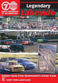 Magic Moments Of Motorsport: Legendary Lakeside on DVD