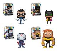 Teen Titans Go: S2 - Pop! Vinyl Bundle image
