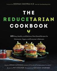 The Reducetarian Cookbook by Brian Kateman