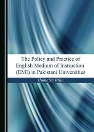 The Policy and Practice of English Medium of Instruction (EMI) in Pakistani Universities image