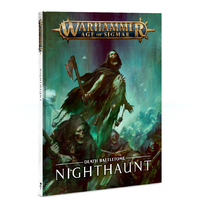 Warhammer Age of Sigmar Battletome: Nighthaunt