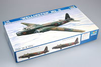 Trumpeter 1/48 Wellington Mk.III - Scale Model