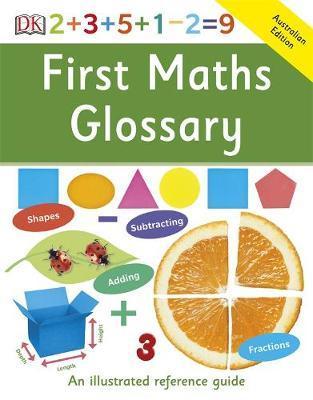 First Maths Glossary by DK Australia