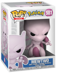 Pokemon: Mewtwo - Pop! Vinyl Figure