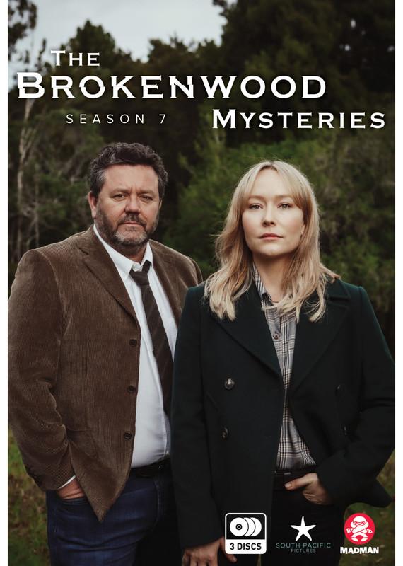 The Brokenwood Mysteries: Series 7 on DVD
