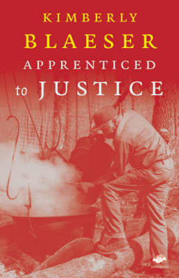 Apprenticed to Justice by Kimberly Blaeser image
