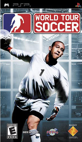 World Tour Soccer: Challenge Edition for PSP image