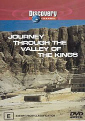 Journey Through The Valley of The Kings on DVD