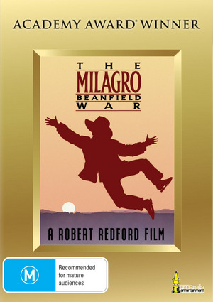 The Milagro Beanfield War: Academy Award Winner on DVD image