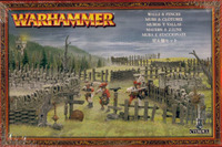 Warhammer Walls and Fences