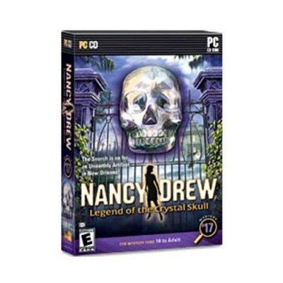Nancy Drew: Legend of the Crystal Skull for PC Games