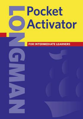 Longman Pocket Activator Dictionary Cased