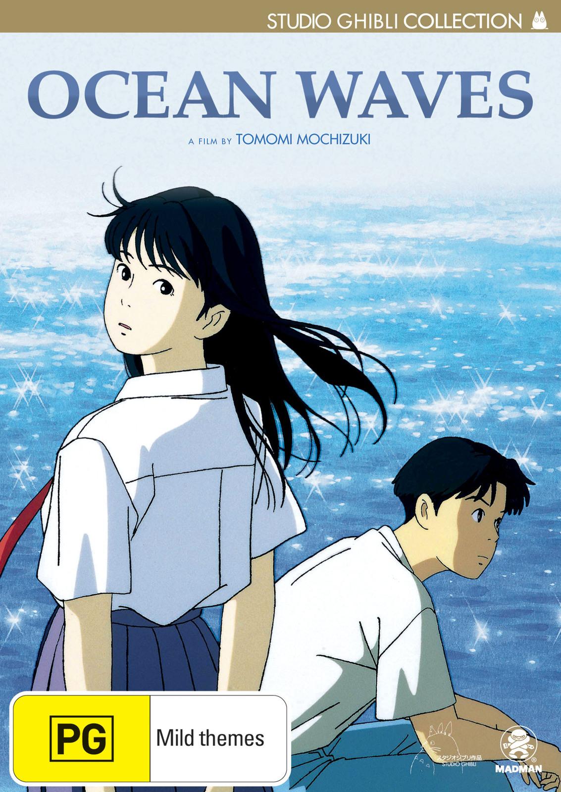 Ocean Waves on DVD image