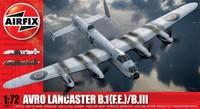 Airfix Avro Lancaster BI(F.E.)/BIII 1/72 Model Kit