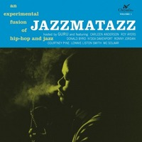 Jazzmatazz Vol 1 (LP) by Guru