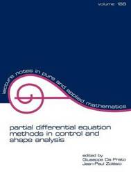 partial differential equation methods in control and shape analysis image