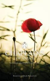 Chaplains of ANZAC by Jennifer Betham-Lang