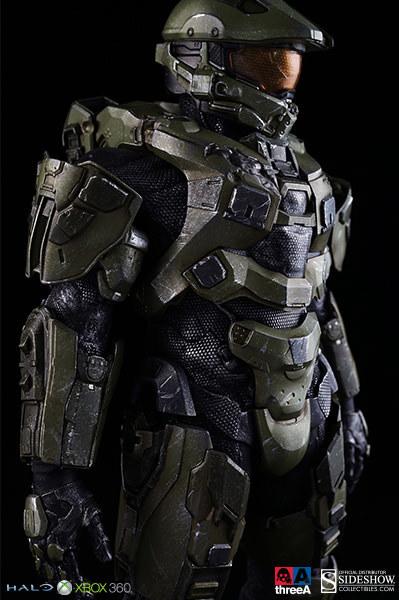"Halo 4 Master Chief 12"" Figure image"