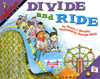 Divide and Ride by Stuart J Murphy image