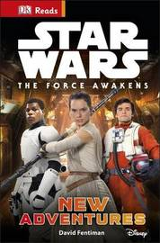 Star Wars The Force Awakens New Adventures by DK image