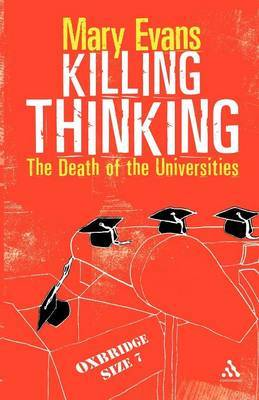 Killing Thinking by Mary Evans