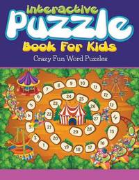 Interactive Puzzle Book for Kids by Bowe Packer