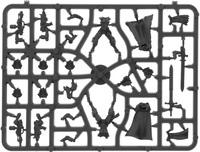 Warhammer 40,000 Adeptus Telepathica Sisters of Silence image