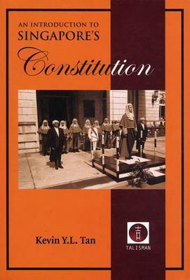An Introduction to Singapore's Constitution by Yock Lin Tan image