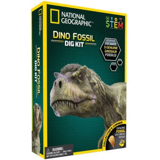 National Geographic: Dinosaur Dig Kit image