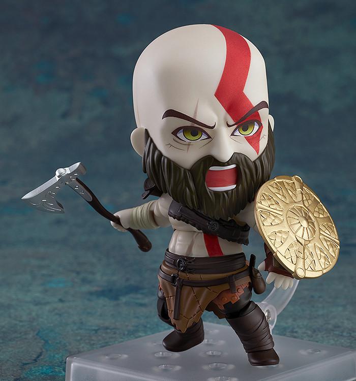 God of War: Kratos - Nendoroid Figure image