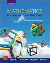 Mathematics for Elementary Teachers: A Conceptual Approach by Ted Nelson