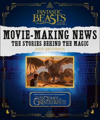 Fantastic Beasts and Where to Find Them: Movie-Making News by Jody Revenson image