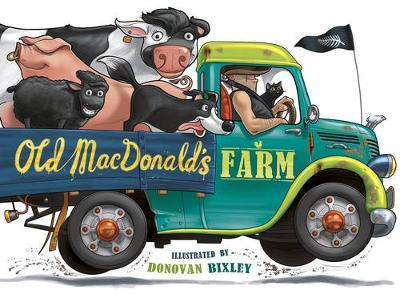 Old MacDonald's Farm (NZ Edition) by Donovan Bixley