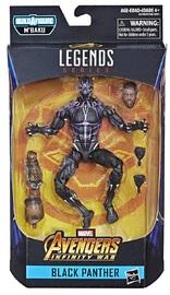 "Marvel Legends: Black Panther (Vibranium) - 6"" Action Figure image"