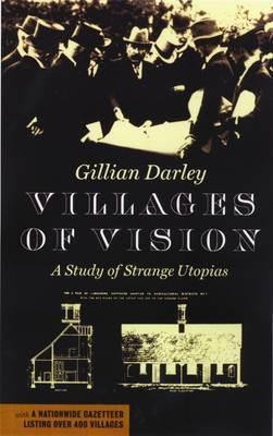 Villages of Vision by Gillian Darley image