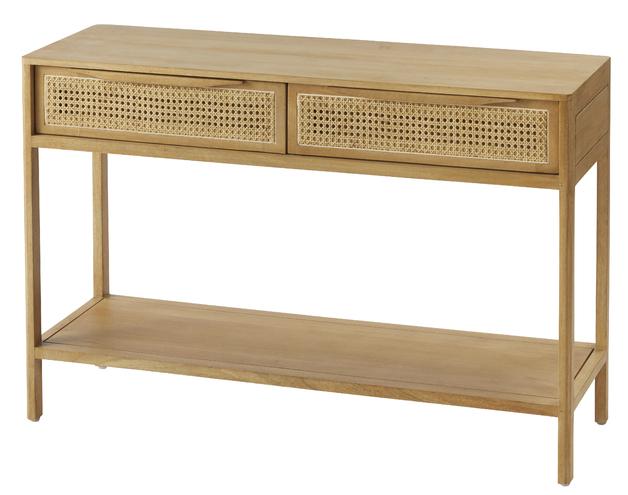Amalfi: Santali Console Table (120x40x80cm)