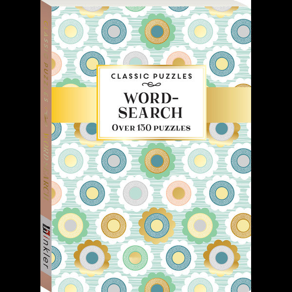 Classic Puzzles: Wordsearch 2