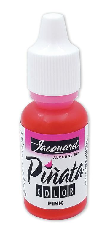 Jacquard: Pinata Alcohol Ink - Pink 006 (14.79ml)
