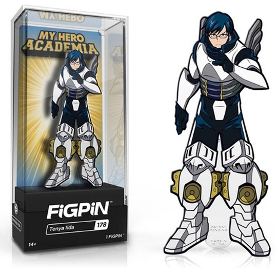 My Hero Academia: Tenya Lida (#178) - Collectors FIGPiN