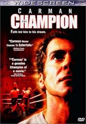 Carman: The Champion on DVD