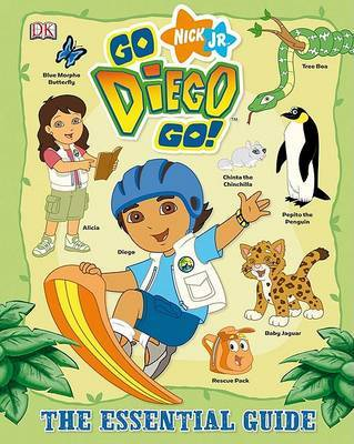 Go, Diego, Go! the Essential Guide by Brian Bromberg image