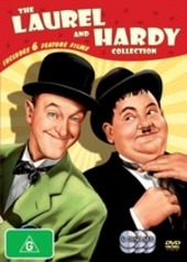 Laurel And Hardy Collection, The (6 Disc Box Set) on DVD