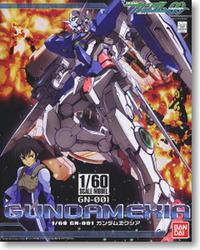 1/60 Gundam Exia - Model Kit