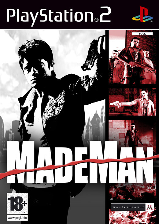 Made Man for PS2