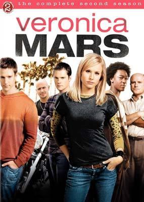 Veronica Mars - Complete Season 2 (6 Disc Set) on DVD