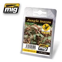 Ammo of Mig Jimenez Jungle Leaves